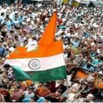 Burning-Indian-Flag