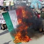 Indian-Flag_Burning