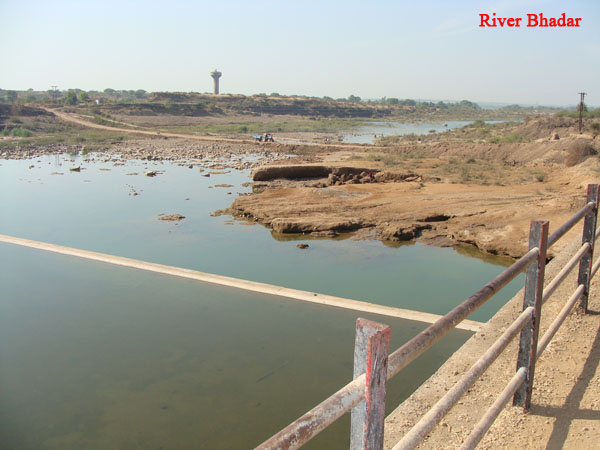River Bhadar