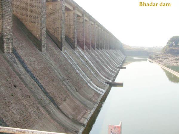 Bhadar Dam