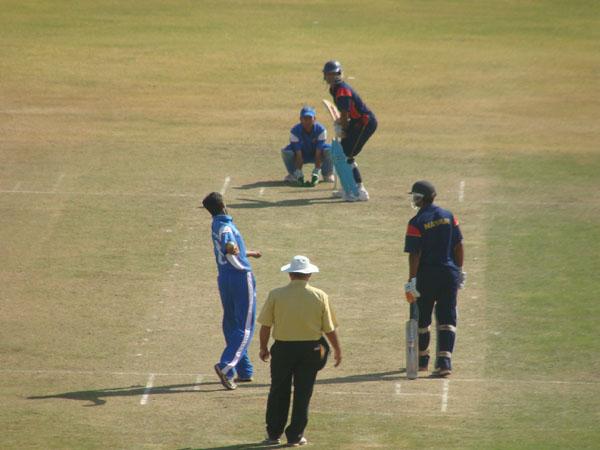 Ranji Trophy Match vs Saurashtra and Mumbai