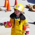 Billy as Fireman