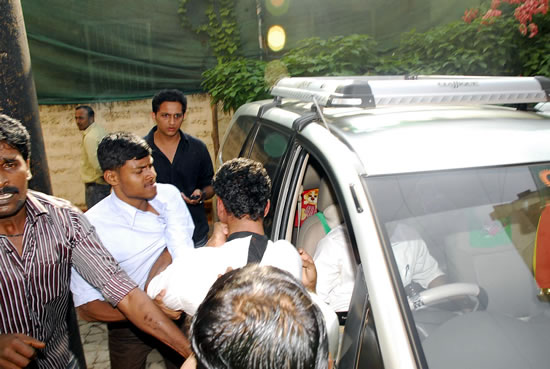 Mangalore Pub Attack