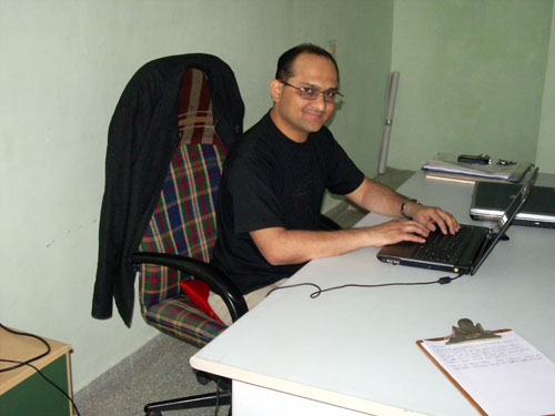 Sandeep Maniaar