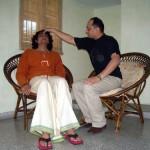 sandeep-maniaar-giving-eft-demonstration