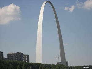 Arch of St. Louis