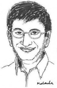 Mahendra Shah Sketch