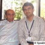 Devang Vibhakar with Tarak Mehta