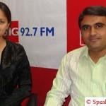 Devang with BIG RJ Chandani