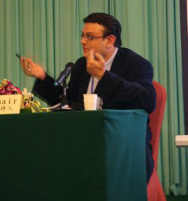 Dr. Paras Shah as chair at 10th Asia Ocianic conference at China