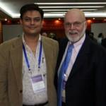 Dr. Paras Shah at China Closing