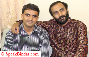 Devang Vibhakar with Sairam Dave