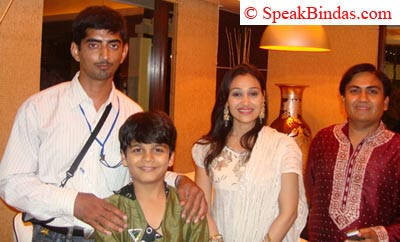 (From left: Adhiraj Jadeja, Tapu, Daya (Disha Wakani)