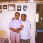 Yasin Dalal with Master Bhagwan