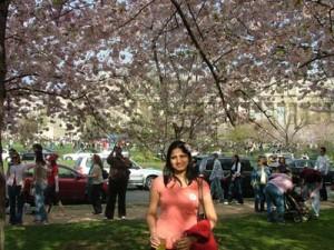 Shilpa Deshpande at a Public place