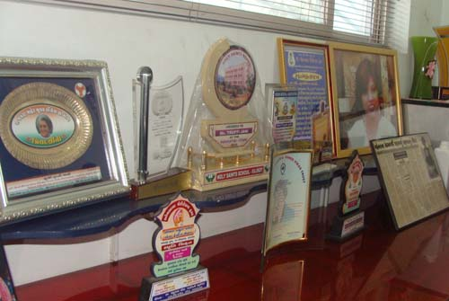 Awards That Trupti Jani Has Won