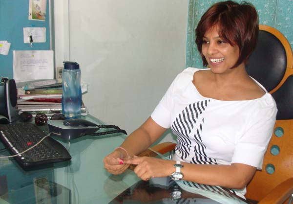 Trupti Jani In Her Office