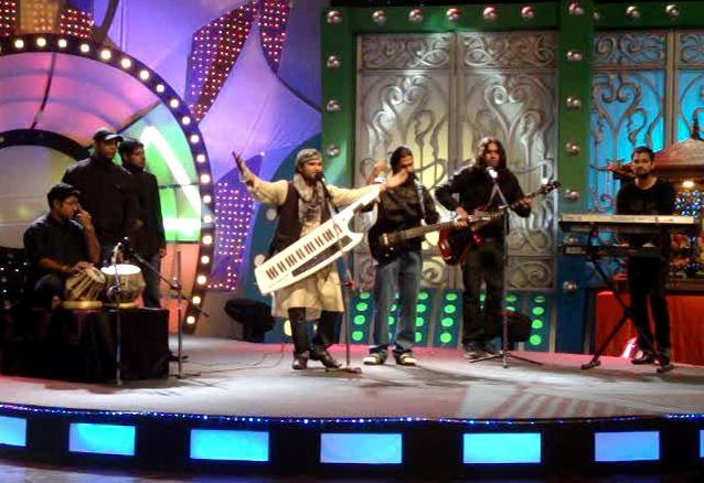 (Tauheed Sufi Band (Live On reality show Pride of Up Shahra Samay) Lucknow)