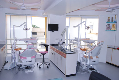 Internal part - City Dental Hospital