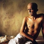 Darshan Jariwla in role of Mahatma Gandhi in Hindi film 'Gandhi, My Father'