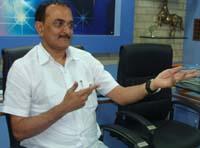 Jayesh Patel in conversation