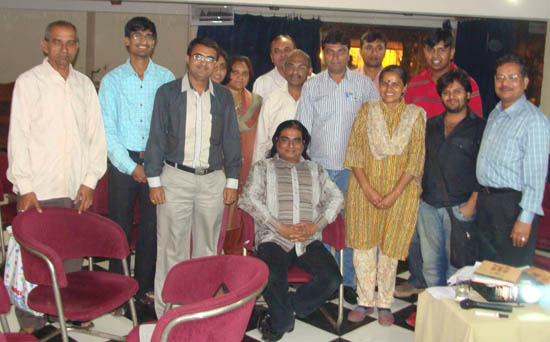 Participants of the workshop - Energy Matrix Astrology, Level-1