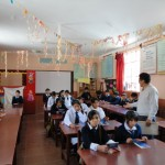 The Alcione Association acitivities in small Bolivian villages