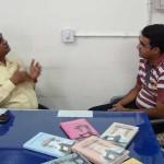 Dr. Balvant Jani in conversation with Devang Vibhakar