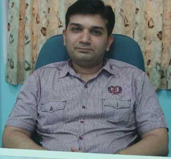 Dr Amit Agravat