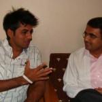 Kamlesh Oza in conversation with Devang Vibhakar