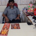 Jimmy Advani in his office