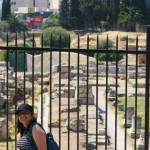 @ Road to Plato's academy, Athens