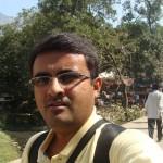 Me somwhere in jungle of Girnar