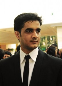 Picture taken when he was in award ceremony when his film 'My best Friend' won Best Digital Film award among all international and national entries.