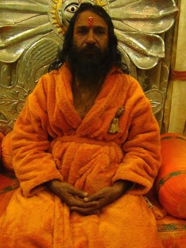 Shri Mahant Indra Bharthi Bapu