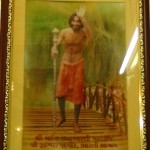 Young age photo of Indrabharti Bapu