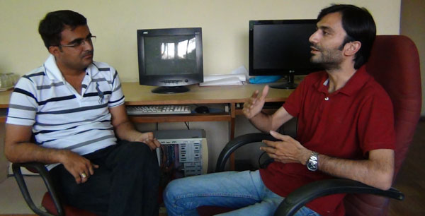 In conversation with Mitul Dadhania