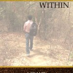 """Poster of short-film """"The Journey Within"""""""