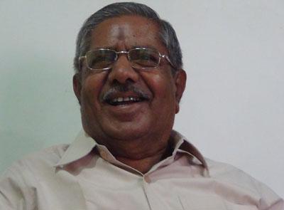Anantrai Rawal, Author of book 'Gebi Girnar'