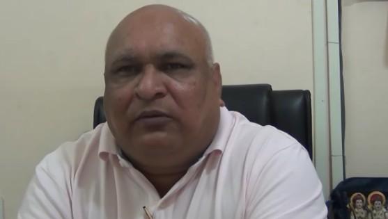 Atulkumar Sanghvi, Trustee - Bolbala Traffic Education Trust