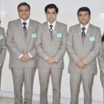 Our GSE Team, from left: Tejal Rajput, Dr. Snehal Lokhandwala, Team leader Himal Pandya, myself, Mirani Patel