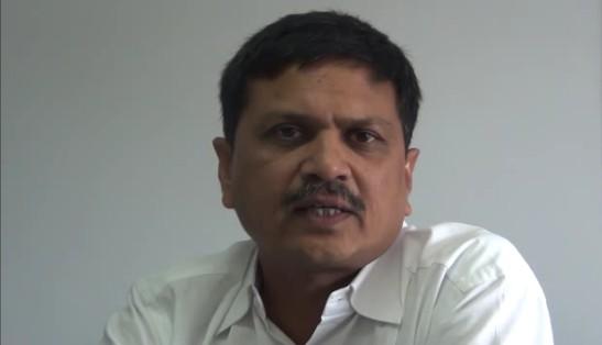 Nareshbhai Patel, President  - Bolbala Traffic Education Trust