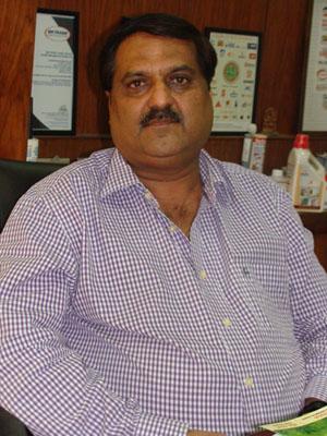 Rajesh Rajyguru, Director - Real Realty Management Co. Pvt. Ltd., Rajkot