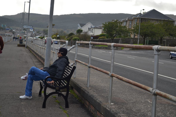 In Dunoon