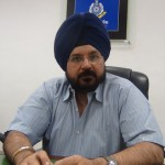 H P Singh, Commissioner of Police, Rajkot