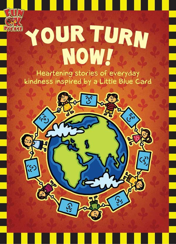 "Front title of book ""Your Turn Now"""