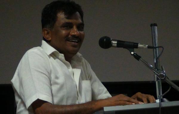 Mansukhbhai Suvagiya, President, Jalkranti Trust, Rajkot