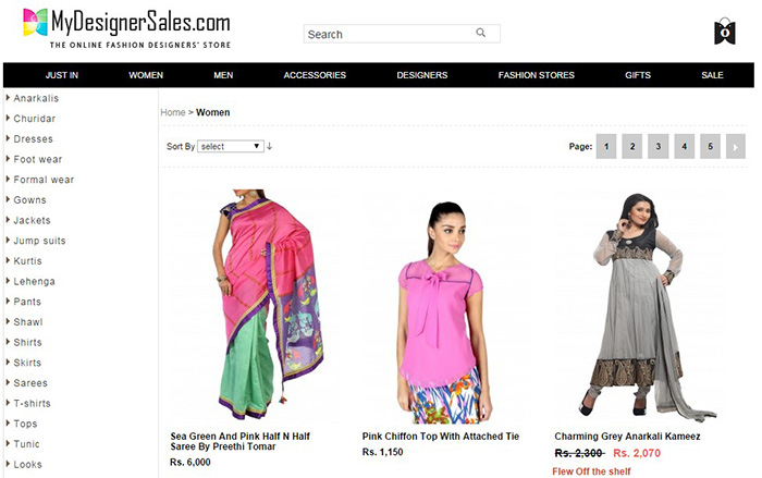 mydesignersales-screenshot