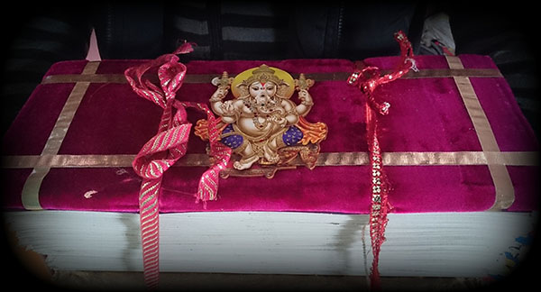 Chankya Niti written with the help of Ink and Wooden Pen-1 (1)