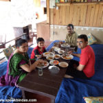 Quality Lunch at Rishikesh Valley